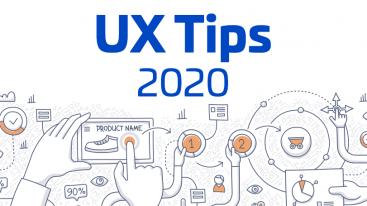 UX Tips 2020