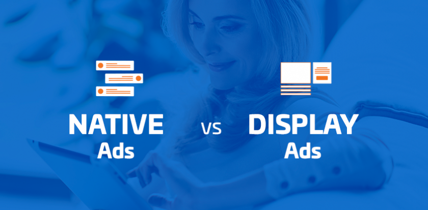 Native Ads vs Display Ads