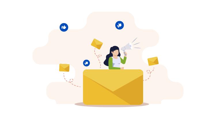 email campaigns vs social media