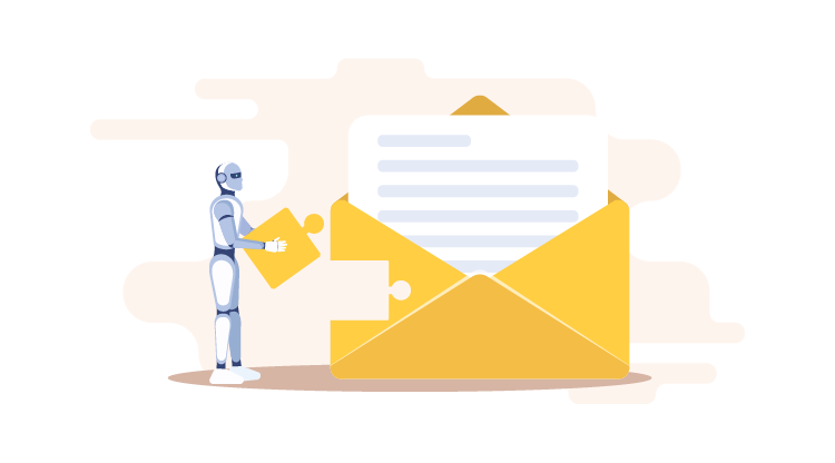 artificial intellingence in email